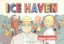 ICE HAVEN - 9788876180699