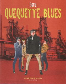 QUEQUETTE BLUES - 9788876182129