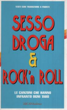 SESSO DROGA E ROCK'N ROLL - 9788879661591