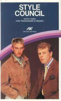 STYLE COUNCIL - 9788885859180