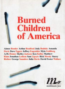 BURNED CHILDREN OF AMERICA - 9788887765403