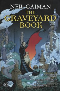 THE GRAVEYARD BOOK - 9788888893754