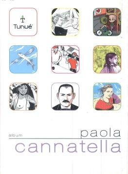 ALBUM CANNATELLA 10 - 9788889613740