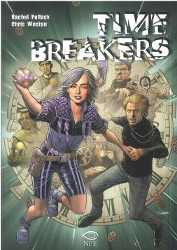 TIME BREAKERS - 9788894818208