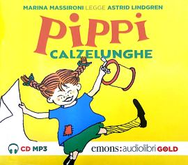 PIPPI CALZELUNGHE GOLD - 9788895703701