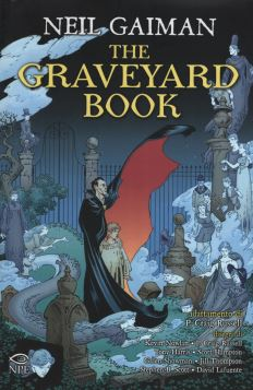THE GRAVEYARD BOOK BROSSURATO - 9788897141761