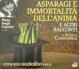 ASPARAGI E IMMORTALITA' DELL' ANIMA GOLD - 9788898425280