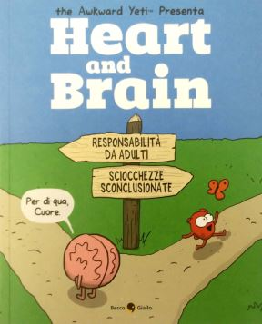 HEART AND BRAIN - 9788899016937