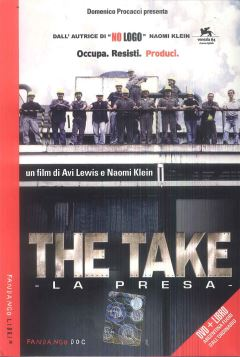 THE TAKE , LIBRO + DVD - 9788887517736