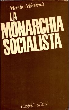 LA MONARCHIA SOCIALISTA - FRI0000000487