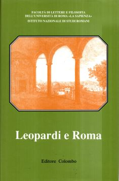 LEOPARDI A ROMA - FRI0000000853
