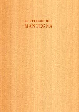 LE PITTURE DEL MANTEGNA - FRI0000000856