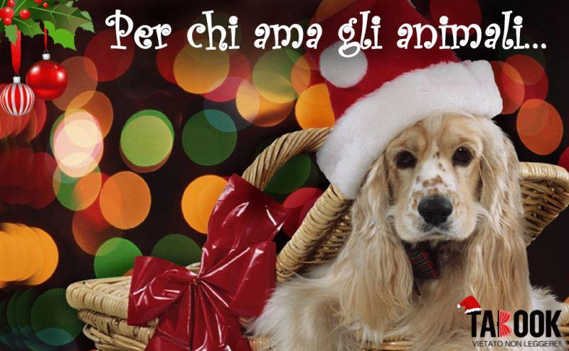 Animali Natale Immagini.Per Chi Ama Gli Animali A Natale Regala Un Libro Tabook