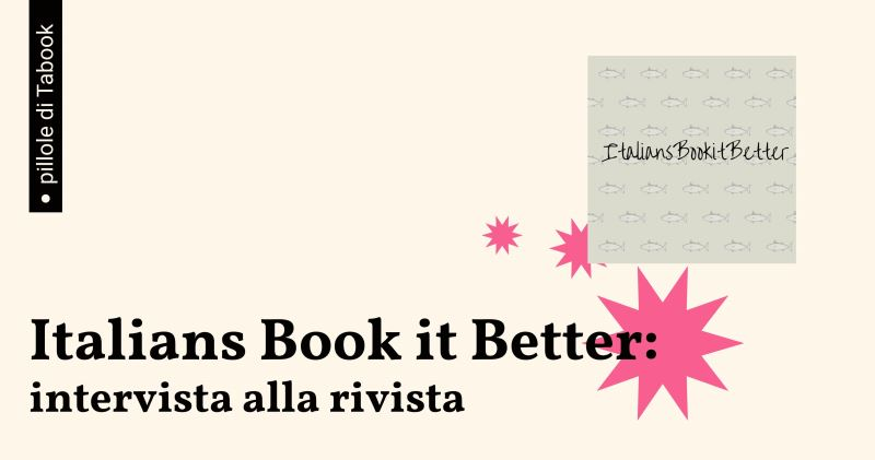 Italians Book it Better: intervista